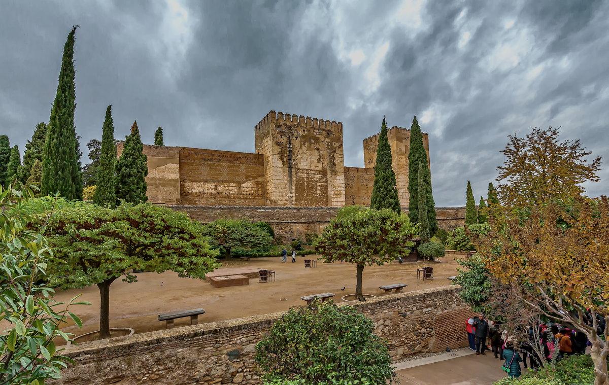 Spain 2016 Granada La Alhambra1 - Arturs Ancans