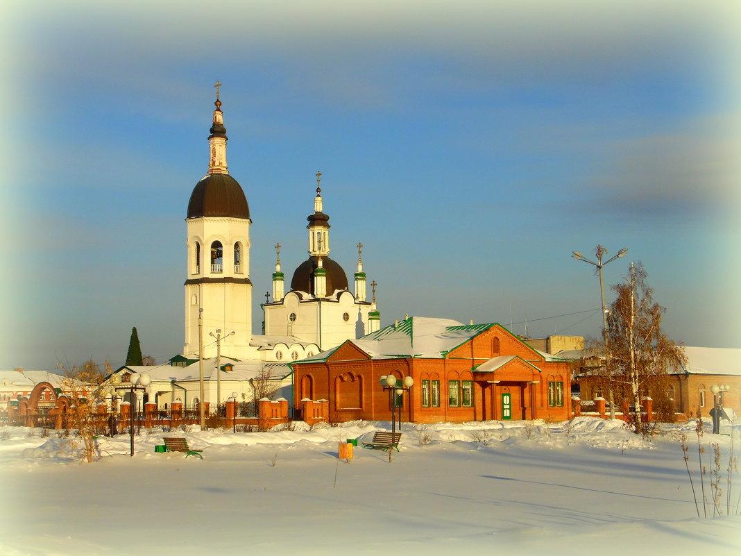 Свято-троицкий кафедральный собор. - nadyasilyuk Вознюк