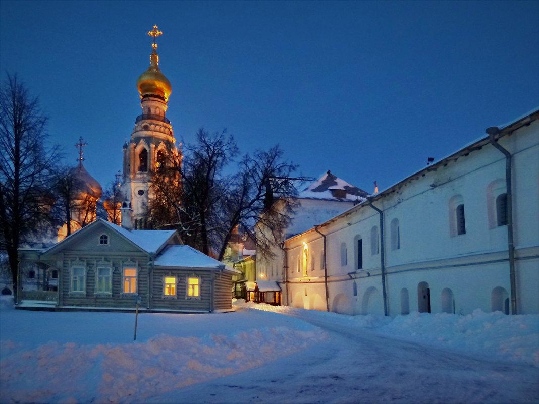 В Вологодском кремле - Валерий Талашов