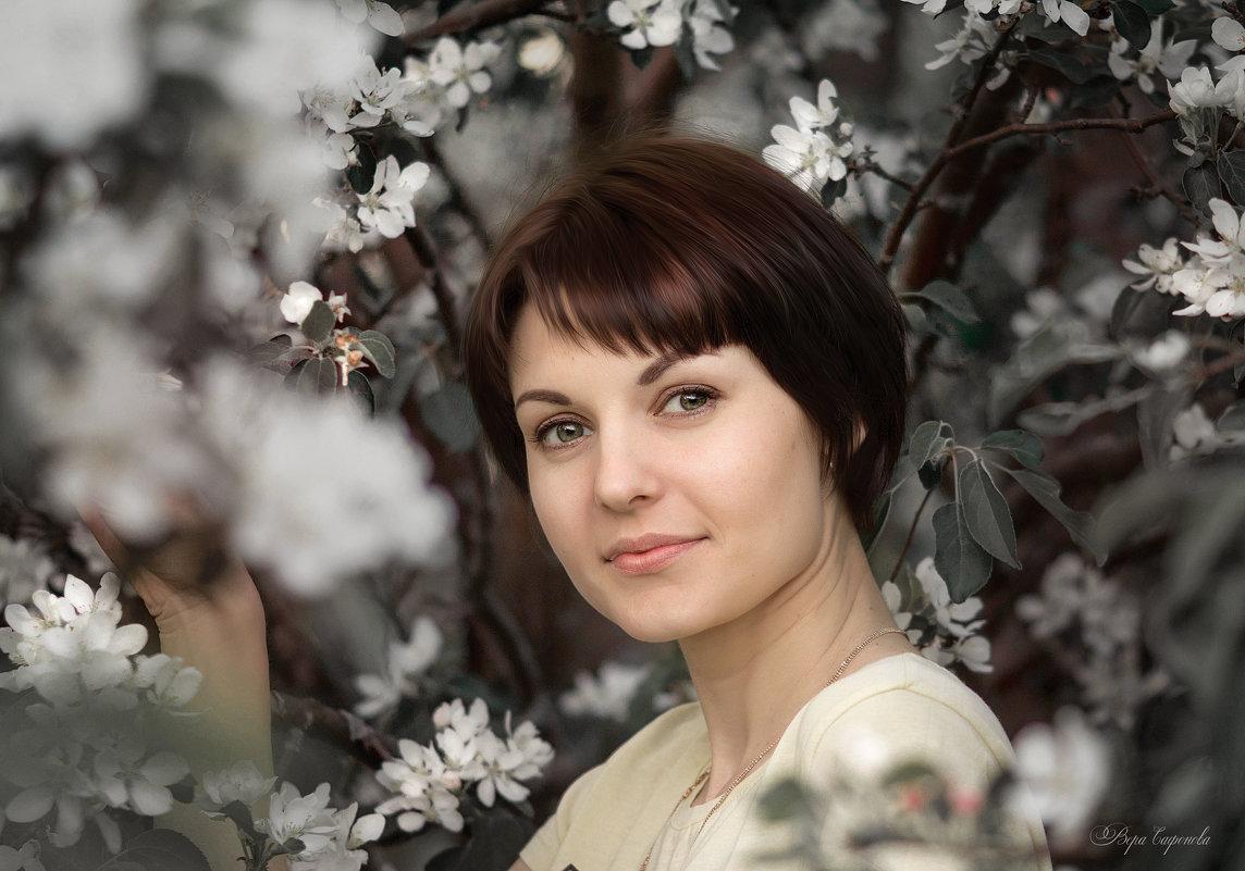 Яблони цветут - Вера Сафонова