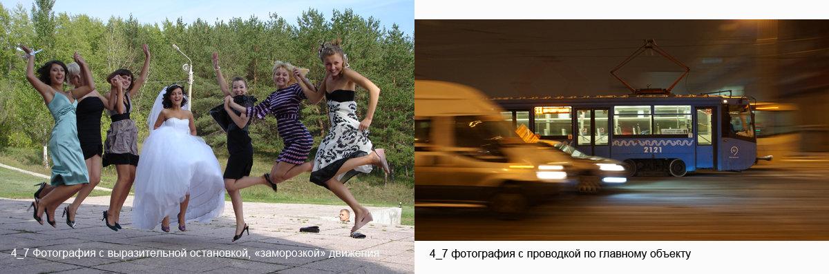 4_7_1 Фотогафии с выразительной остановкой движения и с проводкой по главному объекту - Алексей Епанешников