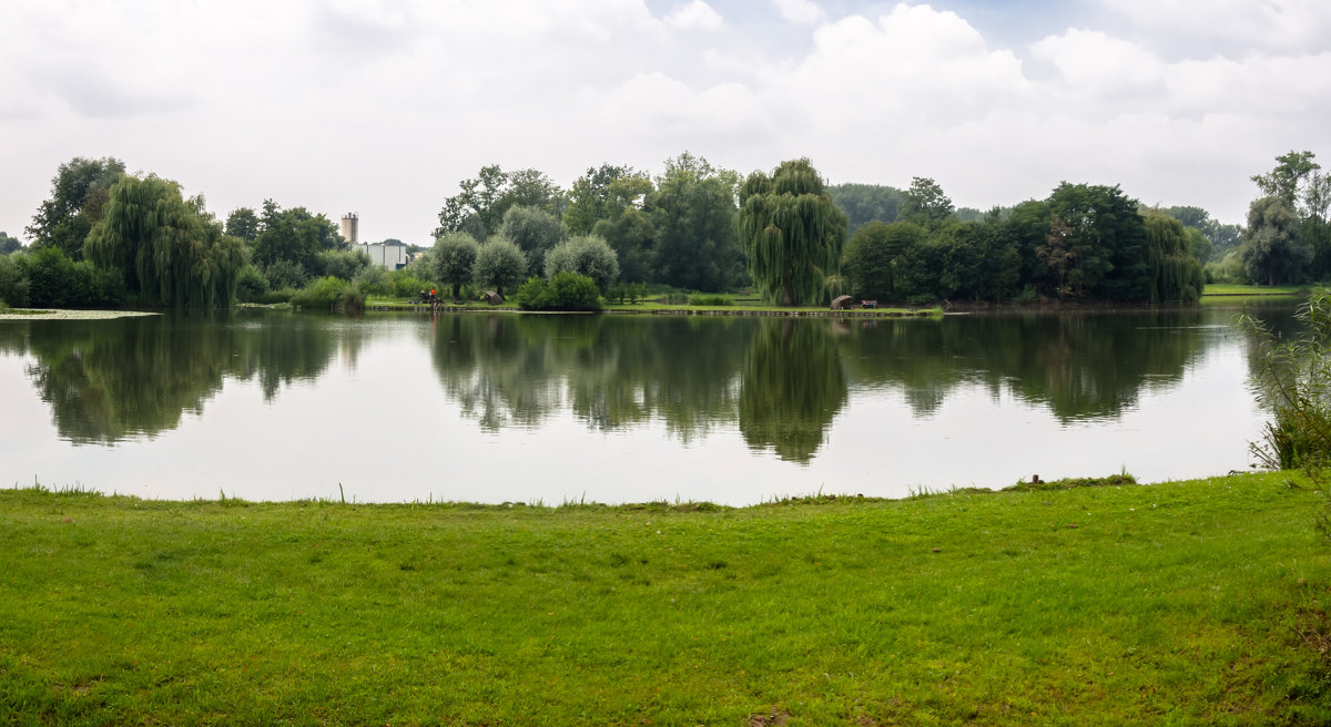 Озеро, Голландия - Witalij Loewin