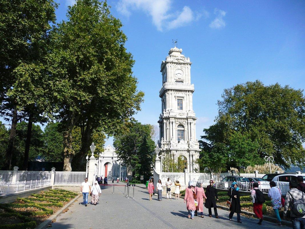 Прогулка по Стамбулу - Ольга Васильева