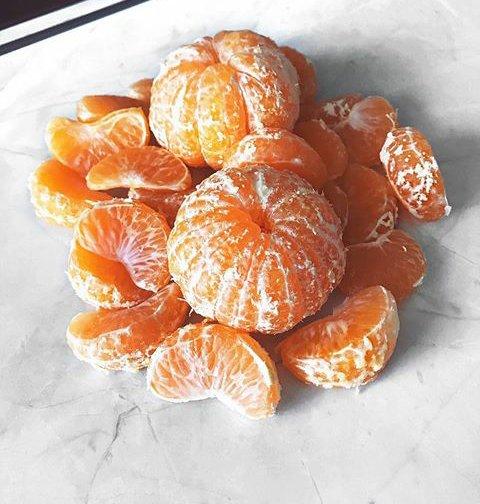 У счастье вкус мандаринов!!! - Анастасия Петрова