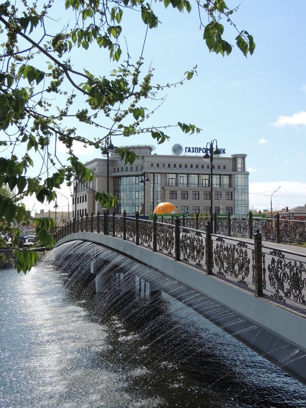Мост дружбы в Астрахани - Евгения Чередниченко