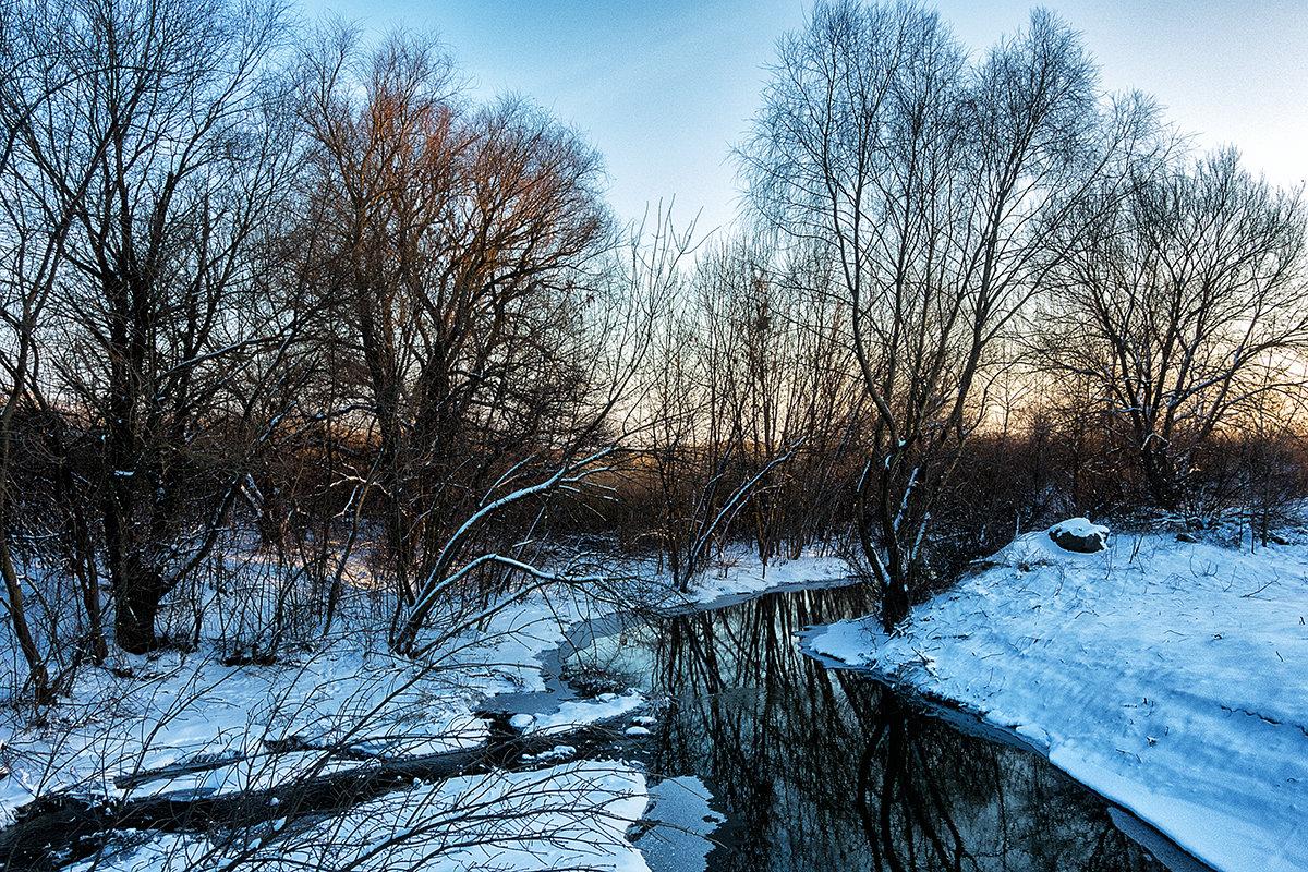 Зимняя зарисовка - Виталий Павлов