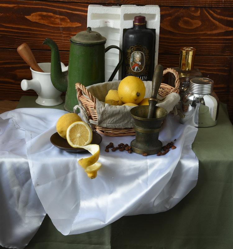 н-т с лимоном - Владимир Бурдин