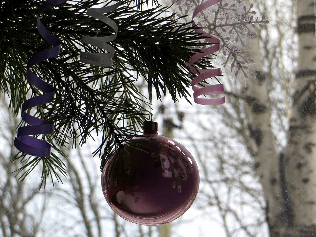 Новогодний шар - Татьяна Смоляниченко