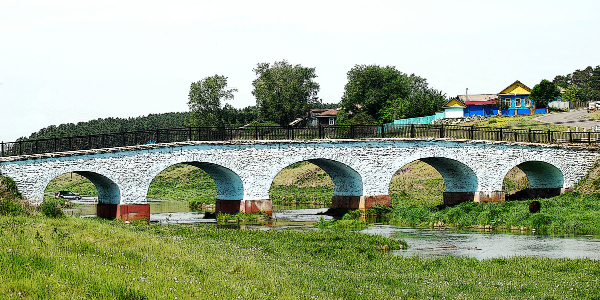 Каменный мост - Дмитрий Петренко