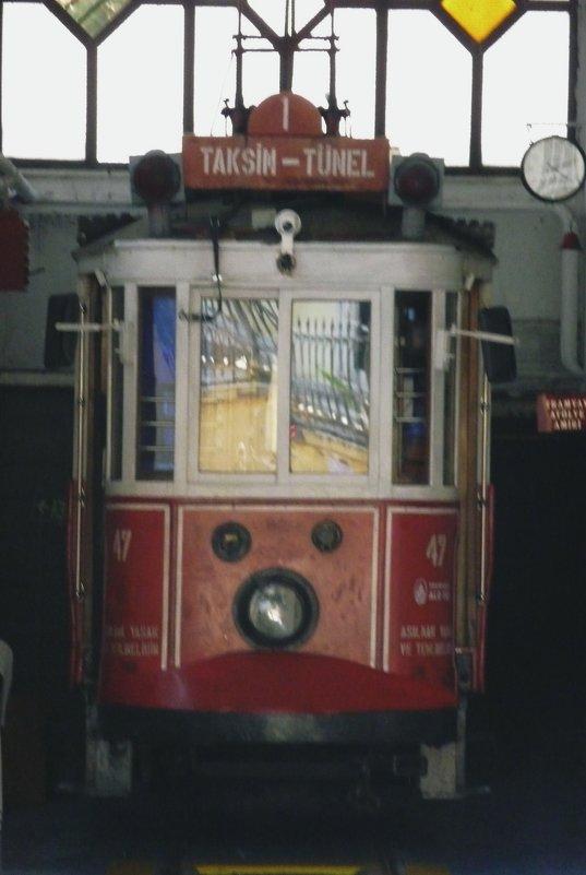 Стамбульский трамвай - Ольга Васильева