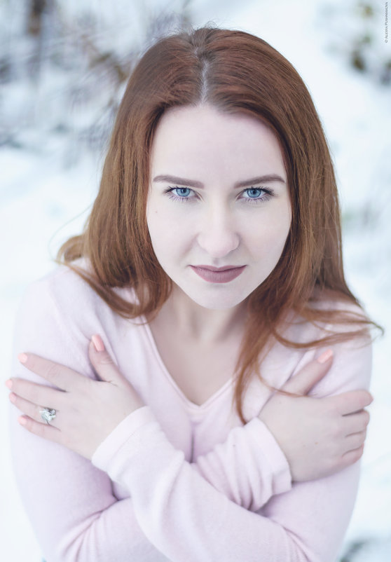 Чаровница - Алеся Пушнякова