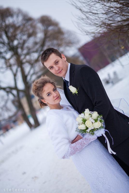 Зимняя свадьба. - Сергей Тетерев