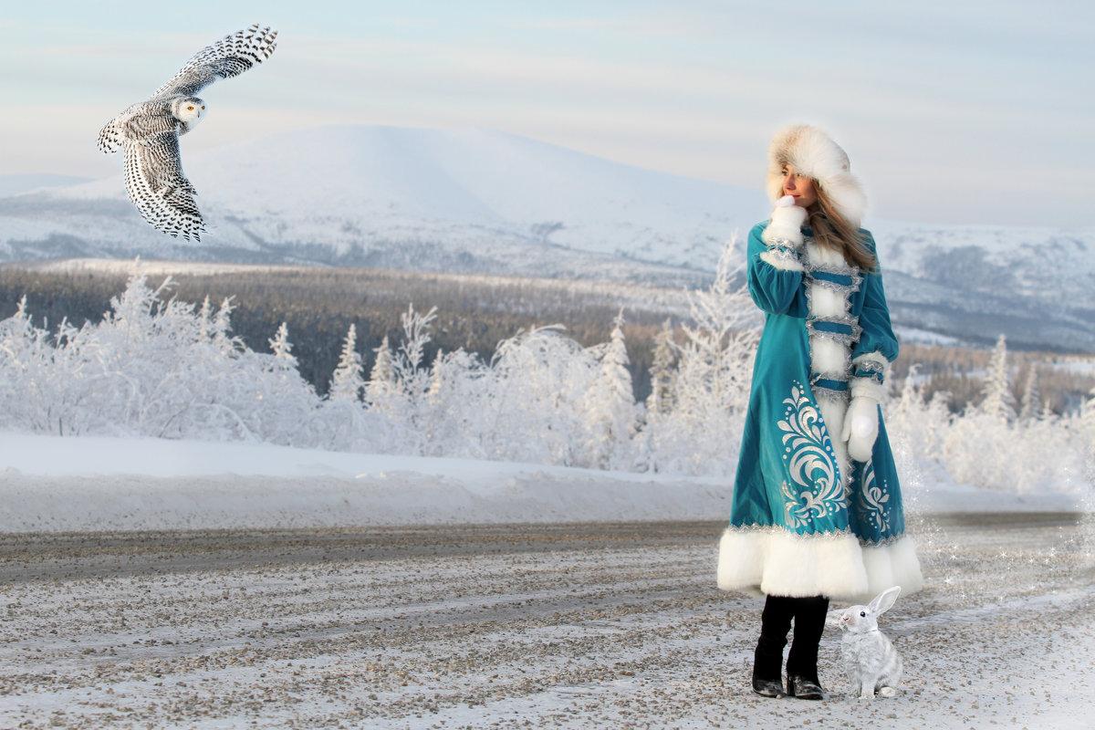 Сказочный образ - Natalia Petrenko
