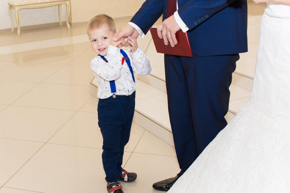 Сын на свадьбе - Екатерина Гриб