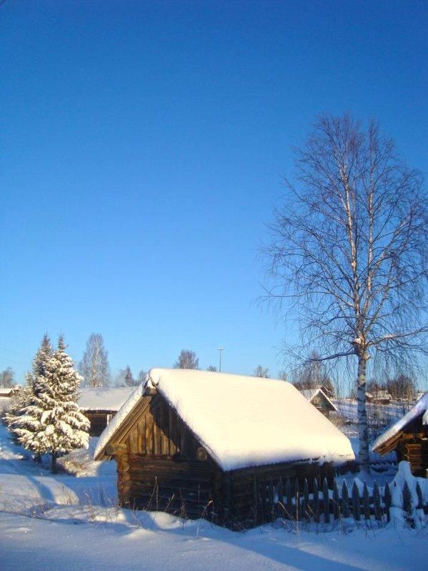 декабрь - Р о м a н