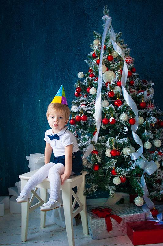 Новый год - Елена Маркина