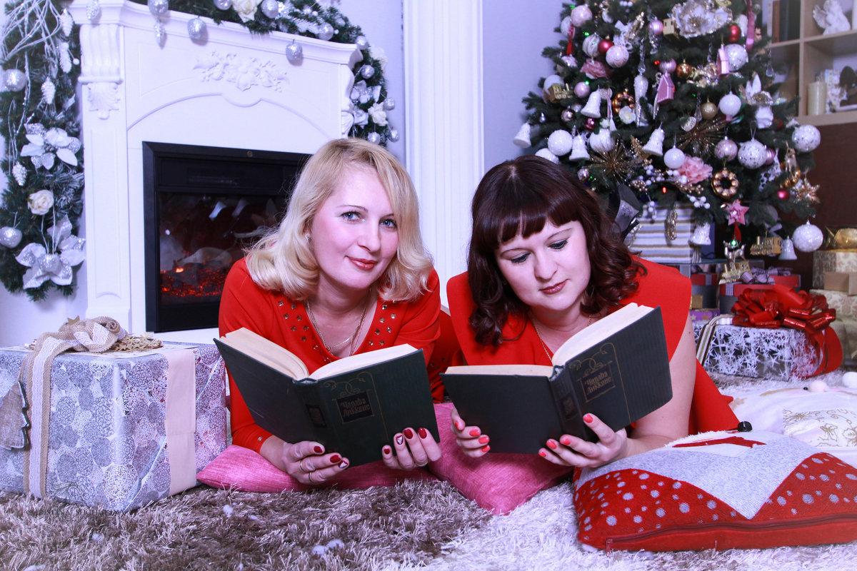 Новогоднии фотосъемки - Кристина Щукина