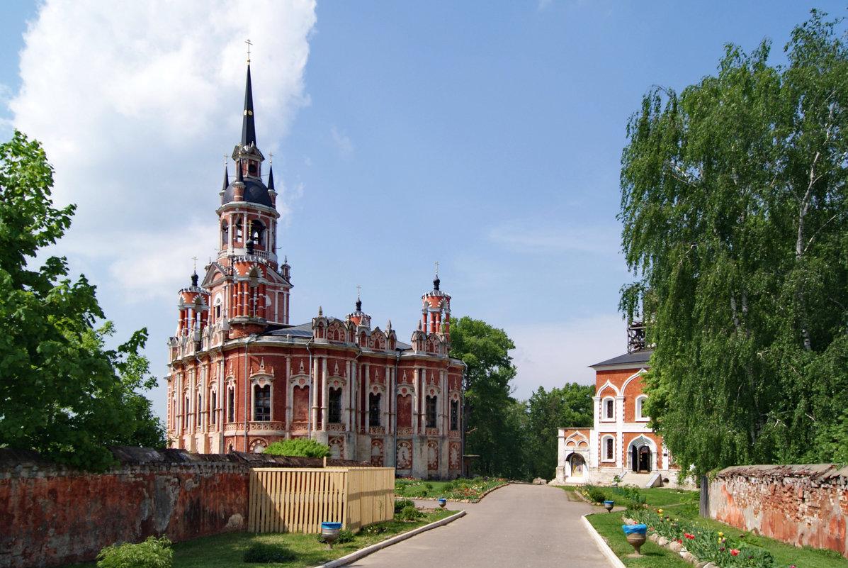 Никольский собор в Можайске - Максим Ершов