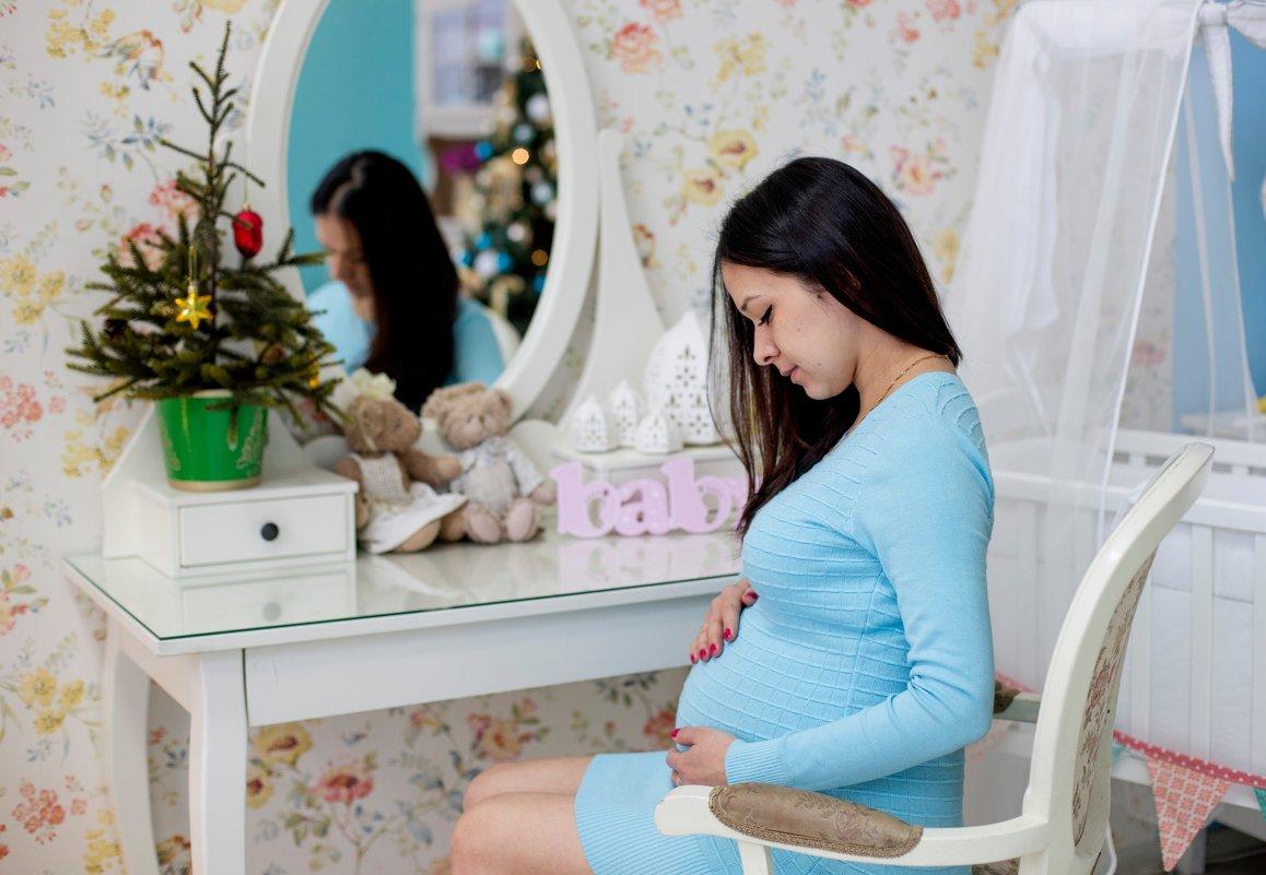 В ожидании доченьки :) - Елизавета Ск