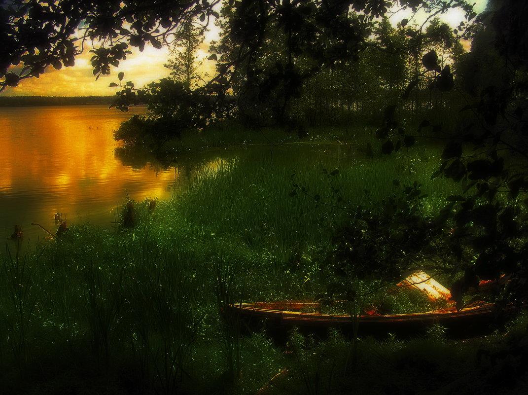 озеро победное каннельярви рыбалка