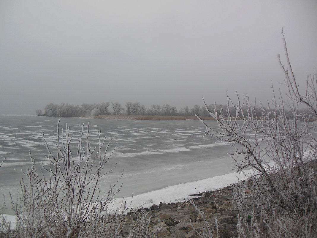 Каховское водохранилище(Днепр) - Ирина Диденко