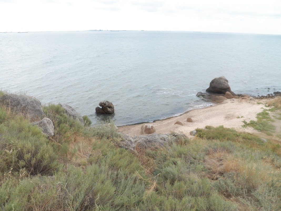 Пустынный берег - Регина Пупач