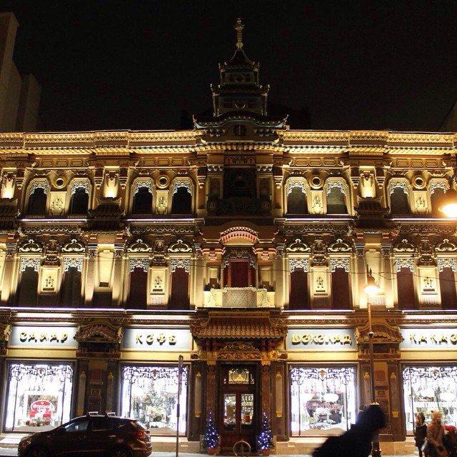 Необыкновенная архитектура Москвы - Ирина Кураж