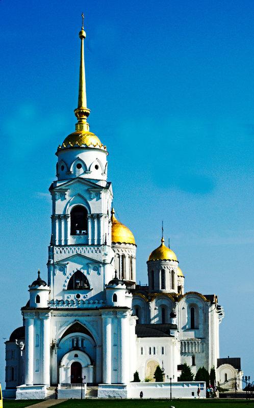 Успенский собор во Владимире - Сергей Владимирович Егоров