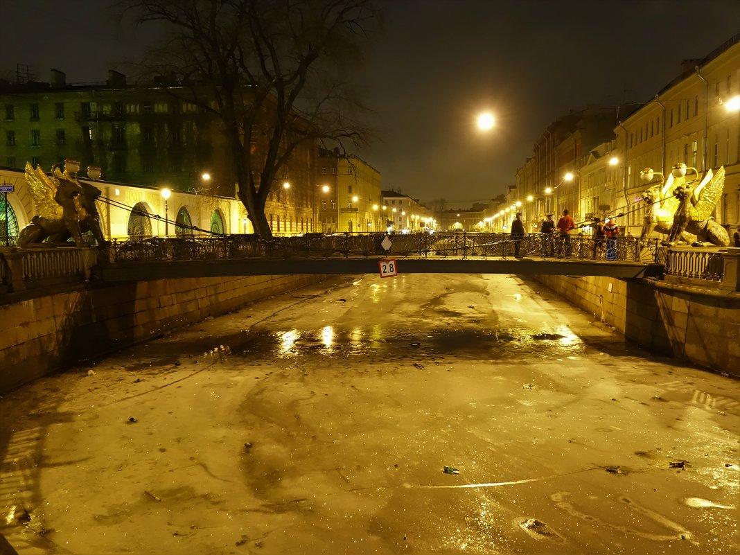 Банковский мост... - Sergey Gordoff