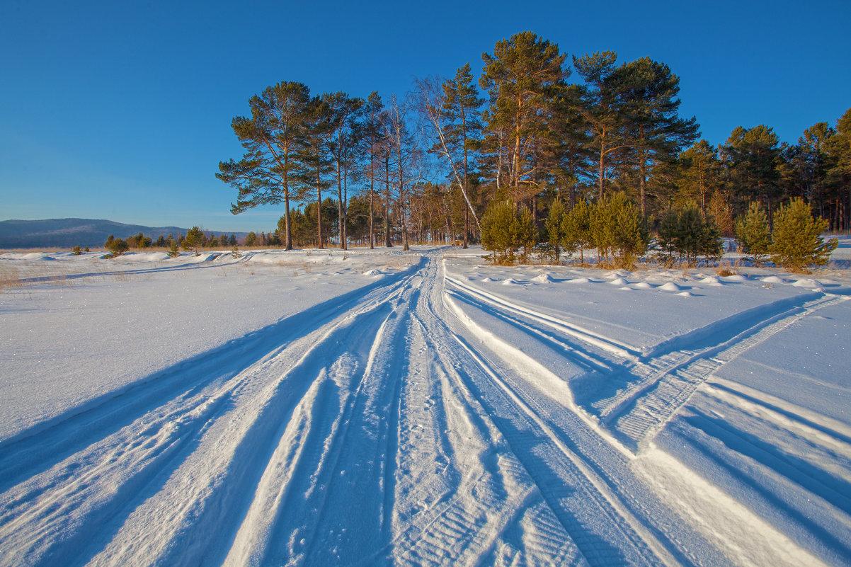 Следы на снегу - Анатолий Иргл