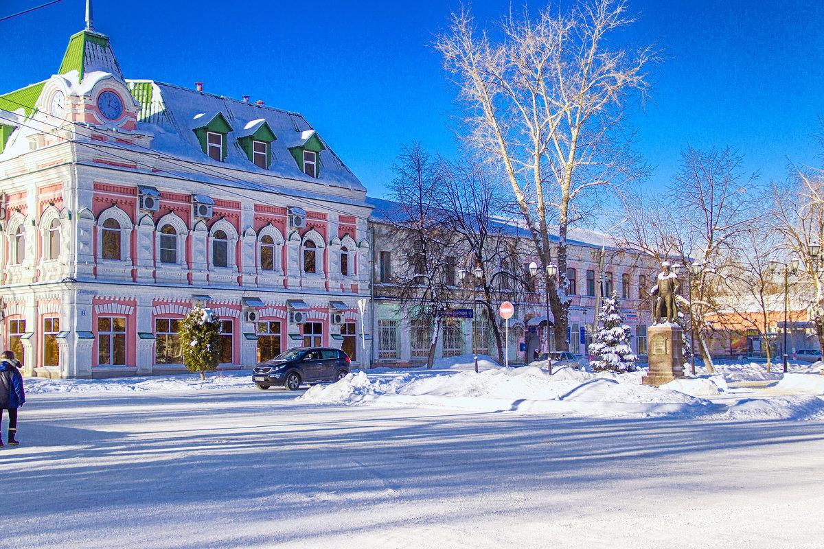 историческое здание - Людмила Н