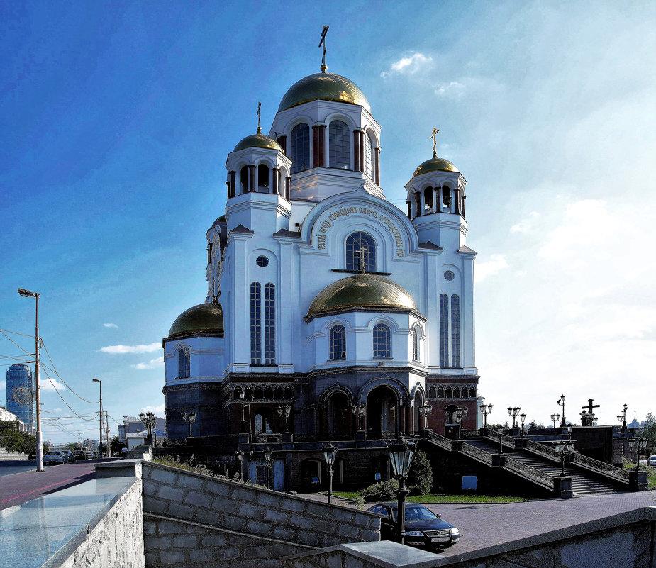 Храм на крови(вариант 2) - Евгений Дубинский