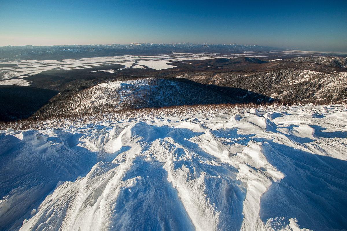 В горах Сахалина - Артём Удодов