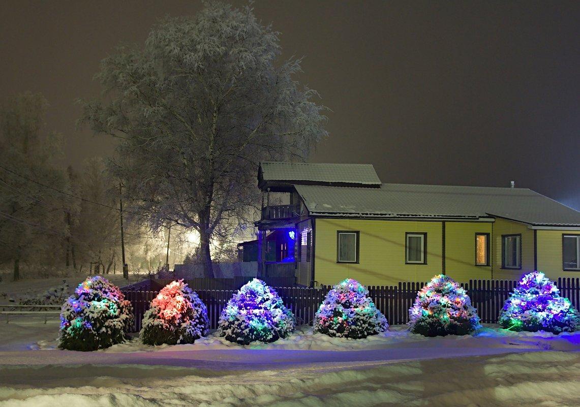 В Рождественскую ночь - Константин