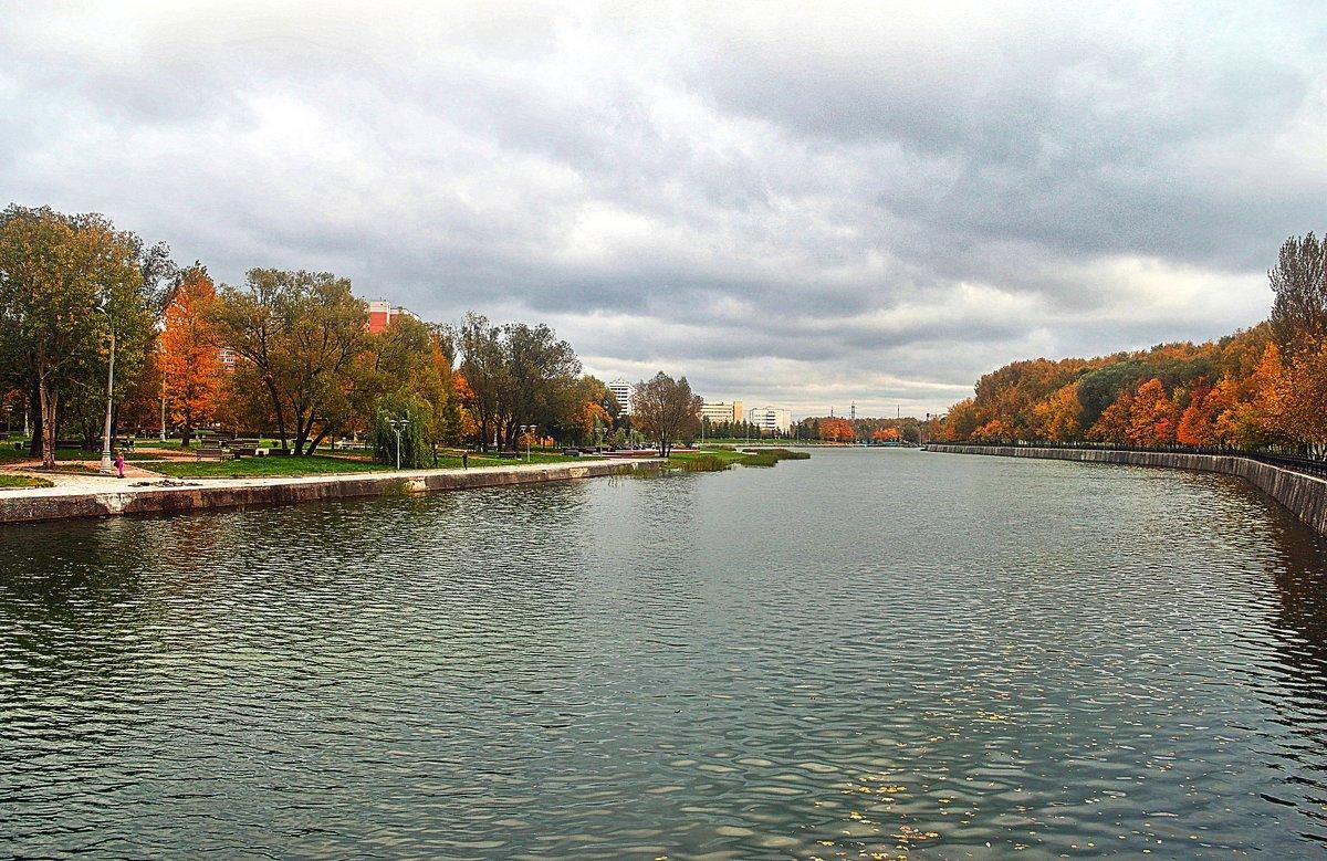 осенний пейзаж - megaden774