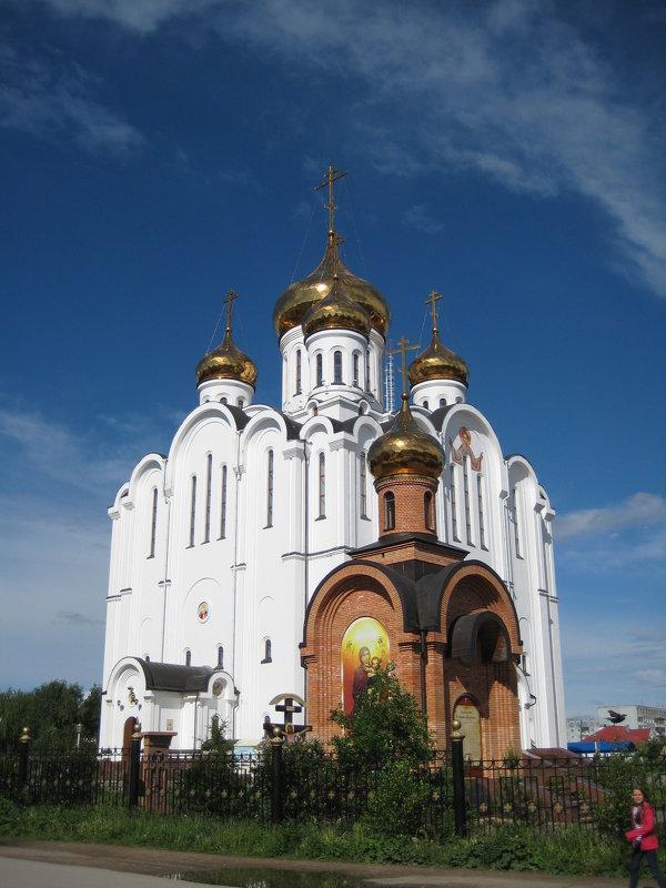 Красоты Сыктывкара - Алексей Хохлов