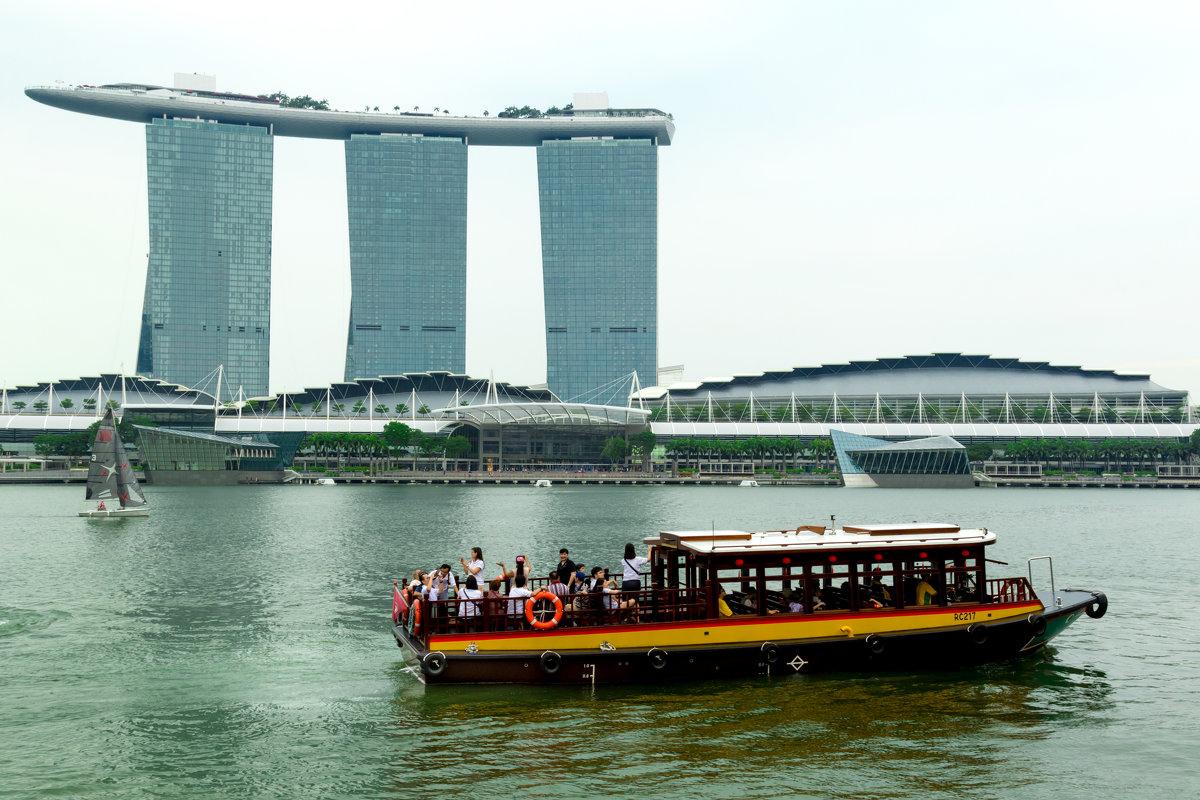 Сингапур. - Андрей Кузнецов