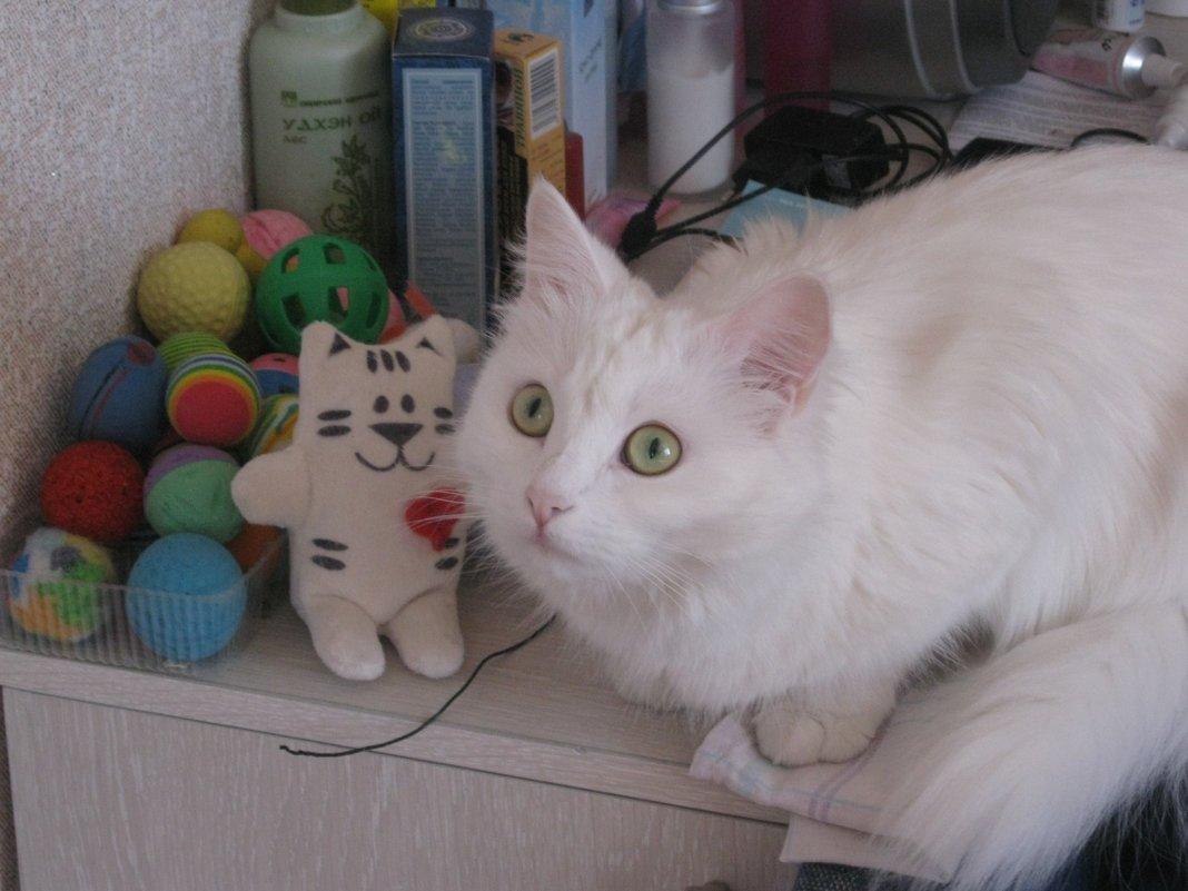 Это мои игрушки! - Татьяна