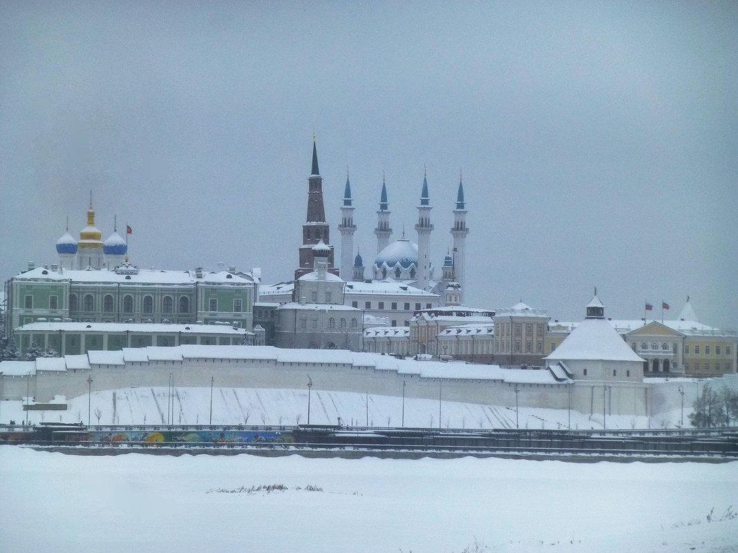 Казанский кремль - Наиля