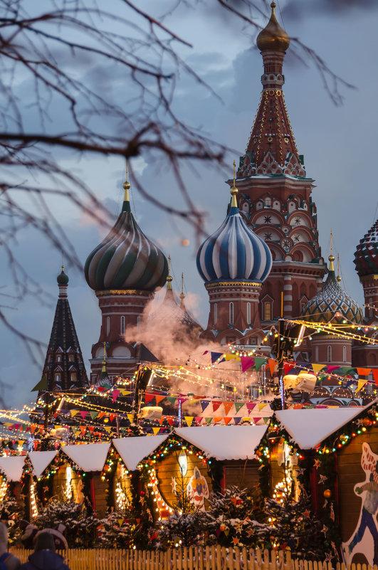 Рождество - Татьяна Василюк