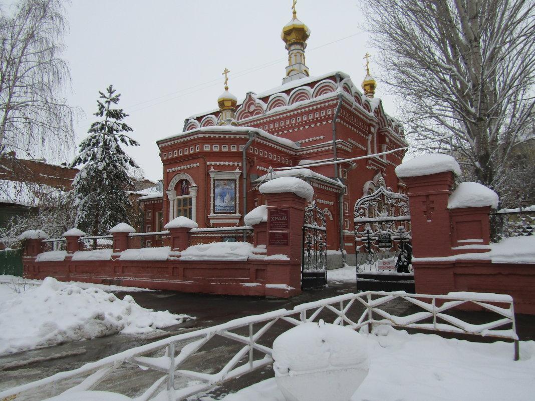 Храм Вера Надежда Любовь. - наталия