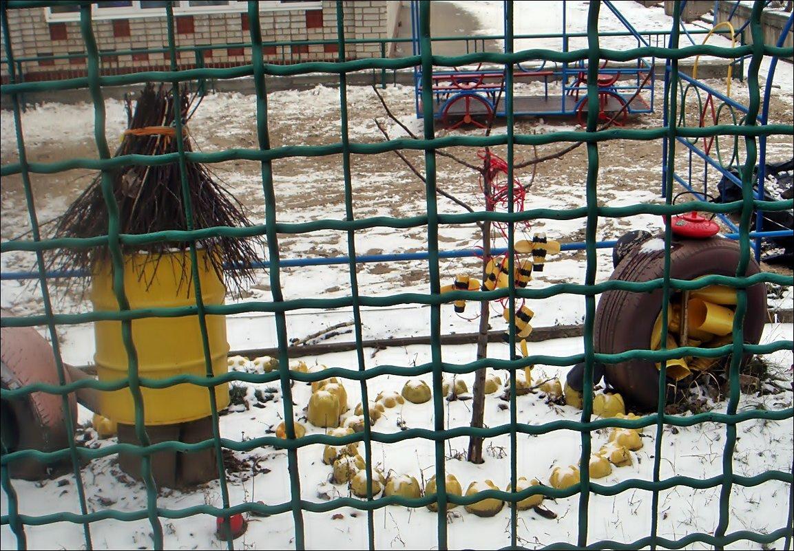 Улей и пчёлы в детском саду - Нина Корешкова