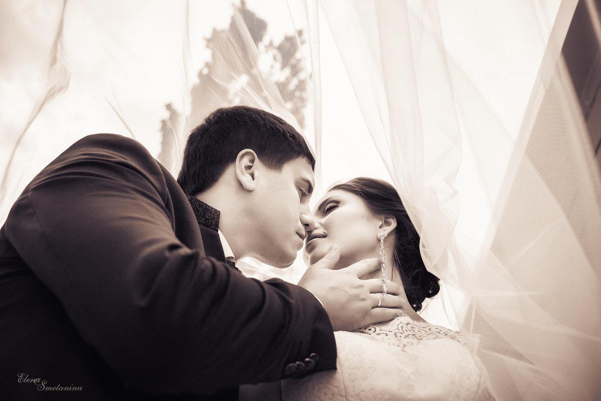 Свадебный день ну очень красивой пары! - Елена Сметанина