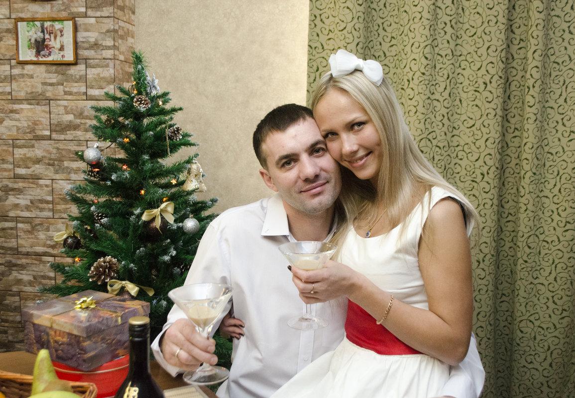 За праздничным столом - Виктория Большагина