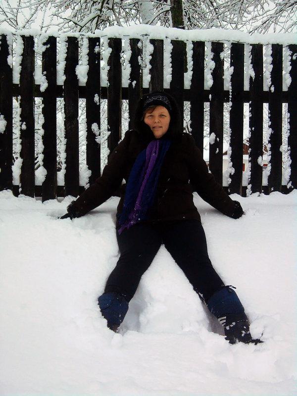 Снежная погода - Тоня Просова