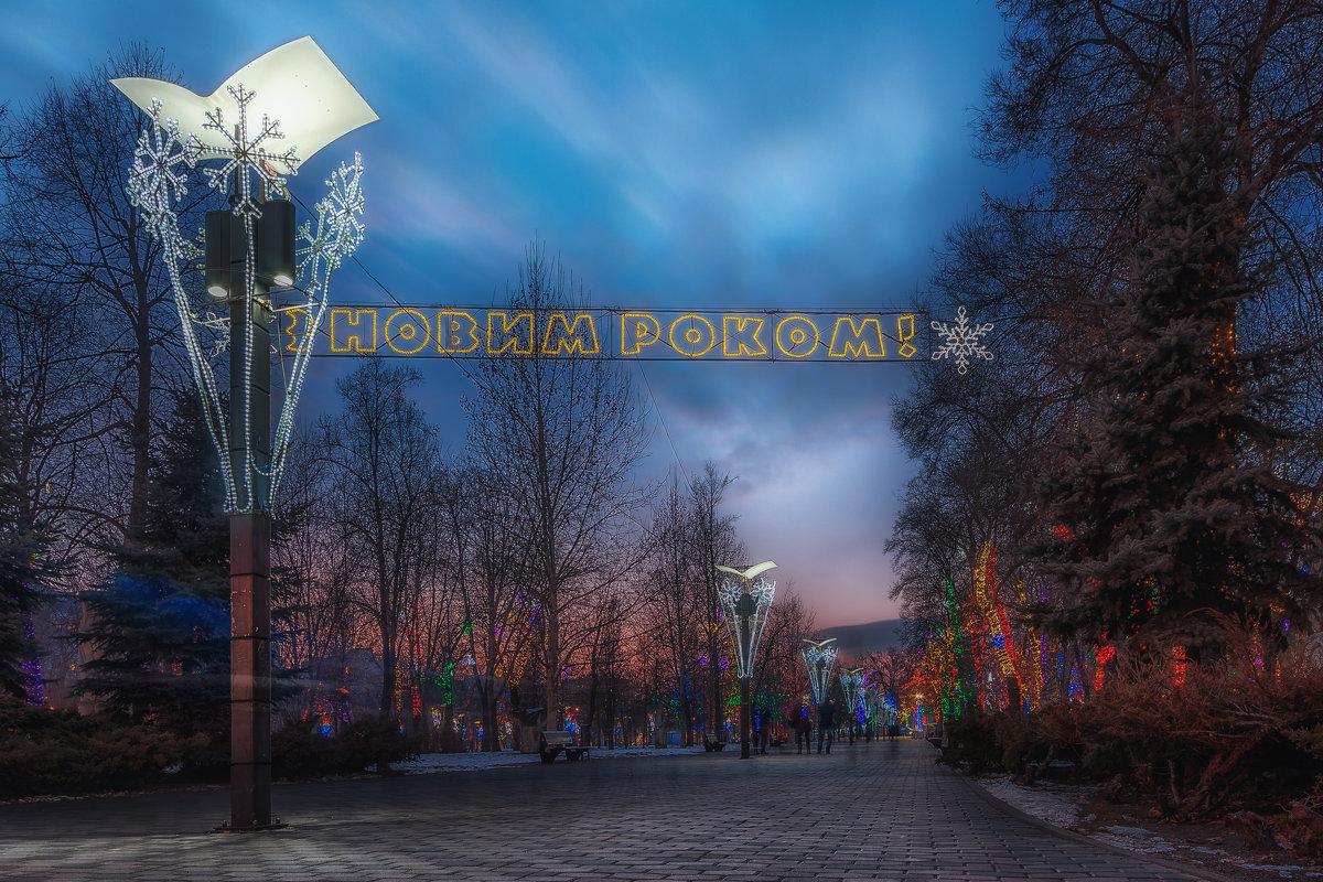 С Новым годом! - Artem Zelenyuk