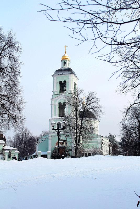 Храм Богоматери Живоносный Источник - Татьяна Тимофеева