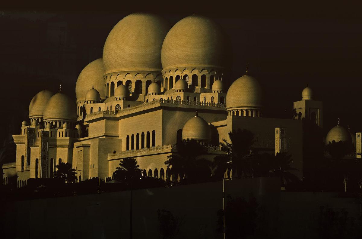 Мечеть шейха Зайда №2 - Валентина Потулова