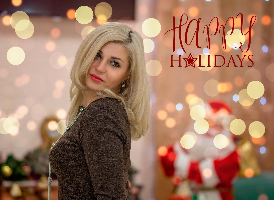 Новогоднее настроение - Елена Тарасевич (Бардонова)