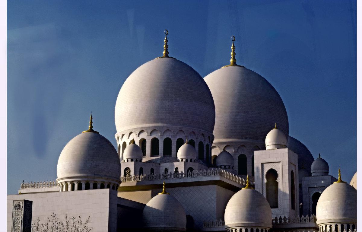Мечеть шейха Зайда - Валентина Потулова